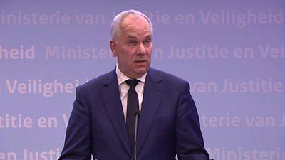 Dutch anti-terrorism co-ordinator Pieter-Jaap Aalbersberg