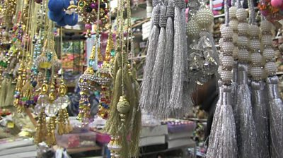 Bradford's bazaars are being encouraged to move into the city centre.