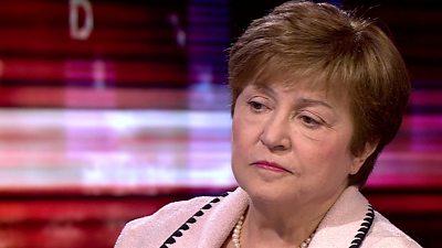 Kristalina Georgieva, Interim President of the World Bank