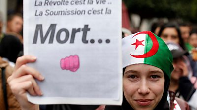 Demonstrations have continued despite Abdelaziz Bouteflika saying he would not stand for a fifth term.