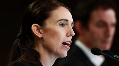 New Zealand will ban all types of semi-automatic weapons used in the Christchurch attacks.