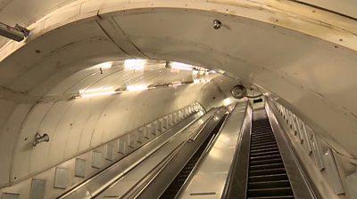 Abandoned tube