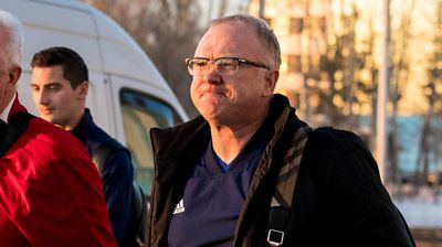 Alex McLeish must stay on as Scotland manager