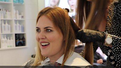 Melissa's hair salon