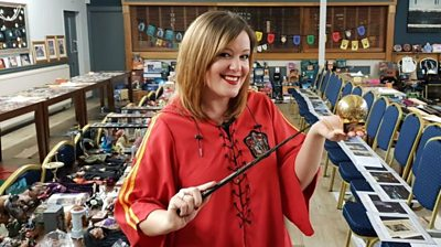Harry Potter superfan wins world record for collectibles