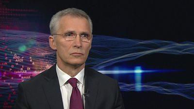 Jens Stoltenberg, Nato Secretary General
