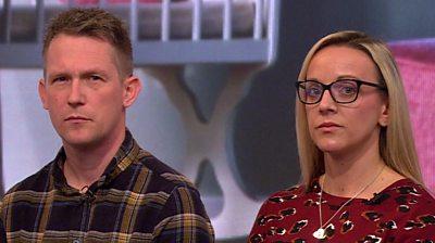 Ryan and Amy Jackson