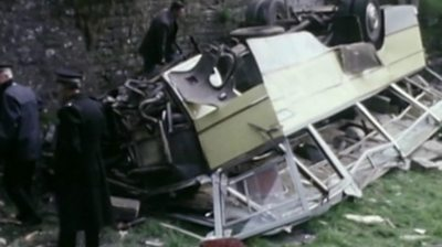 The Dibble's Bridge coach crash, which killed 33 people, is one of Britain's worst accidents.