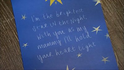 Mother's Day card for bereaved parents