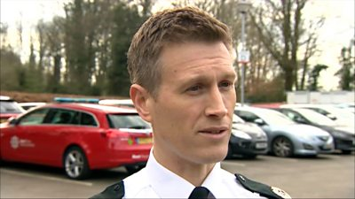 Assistant Chief Constable Peter Ayling