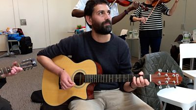 A Bristol orchestra for recovering addicts will perform this week