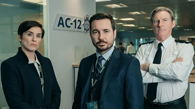 The Line Of Duty cast