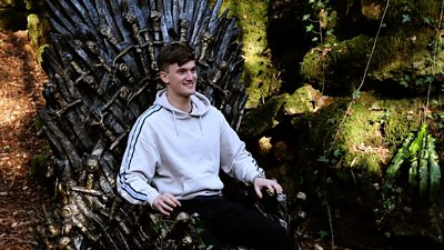 HBO have hidden six Iron thrones around the world in celebration of the final season of Game of Thrones release next month.