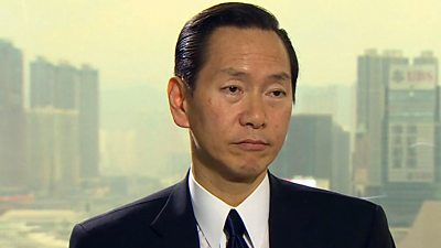Bernard Chan, Convenor of Hong Kong's Executive Council