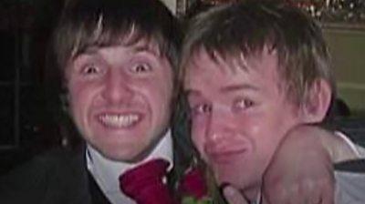 Simon and Jonny