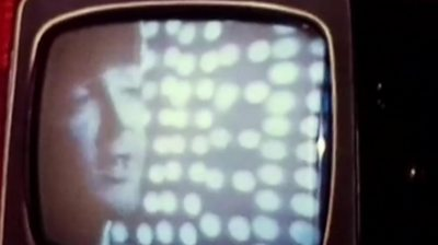 Part of a performance by The Beatles on Top of the Pops in 1966 has been restored after it was found in Mexico.