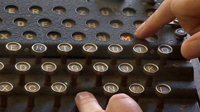 It features more than 400 accounts from staff based at Bletchley Park during World War Two.