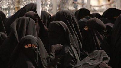 Women in camp
