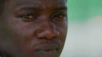 Mphatso closeup shot
