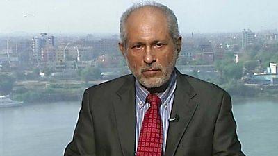 Ghazi Salahuddin Atabani, opposition politican