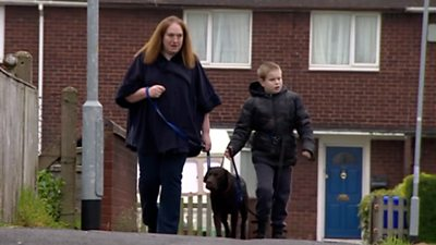 Labrador to help nine-year-old boy with autism