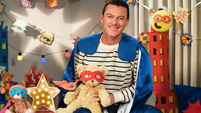 Luke Evans - Even Superheroes Make Mistakes