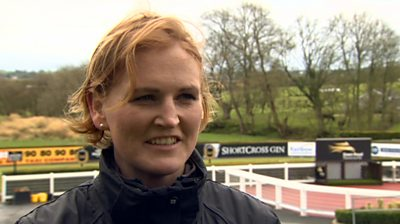 Tracey O'Meara gained experience in English horse racing before becoming Ireland's first female clerk of the course