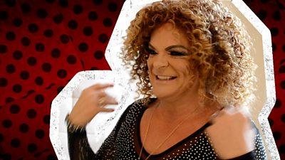 Tina Leggs Tantrum