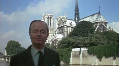 Art historian Kenneth Clarke