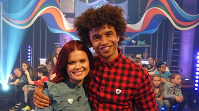 Blue Peter: Radzi's Final Challenge