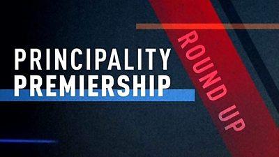 Principality Premiership highlights