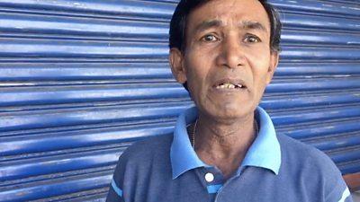 Eyewitness to Sri Lanka bombings