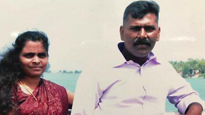 Ramesh and Chrishanthini