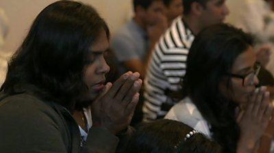 Sri Lankans in Christchurch say prayers