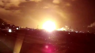 Tata Steel said the explosion came from a train used to carry molten metal
