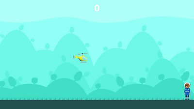 Helifun mobile game