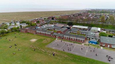 North Denes school