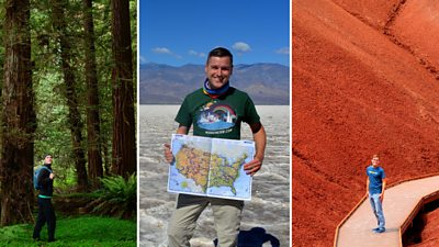 A man who visited 419 US national parks in one long trip