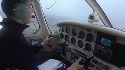 Check out the youngest pilot from the UK