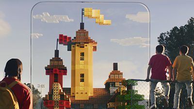 Minecraft Earth revealed