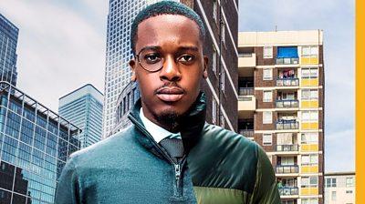Alvin Owusu-Fordwuo in London