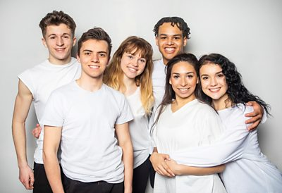 Leicester Young Cast - New Adventures