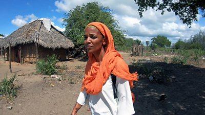 Umra Omar, of Safari Doctors