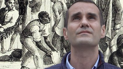 A BBC News Mundo reporter discovers that two of his ancestors were involved in the slave trade between Europe and Latin America.
