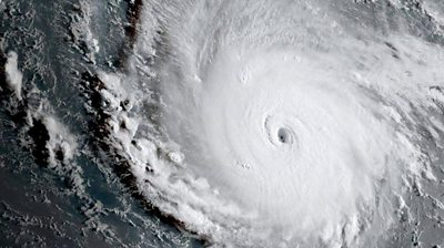 Cyclones, Typhoons, Hurricanes - what's the difference?