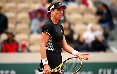 Konta: Scheduling matches is not my job