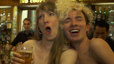 Nude pub