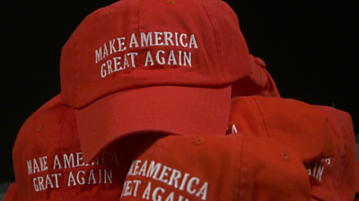 Make America Great Again hats