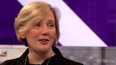 """Stella Creasy says women are forced to choose between """"being an MP and being a mum"""""""