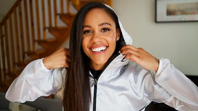 Football with Alex Scott